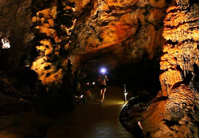 Szenzáció! Barlangi futóverseny lesz Aggteleken