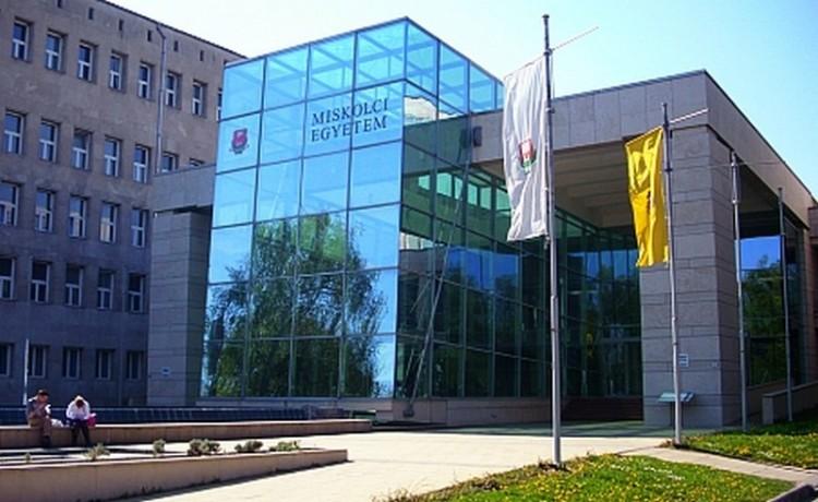 Új tanszék a Miskolci Egyetemen!