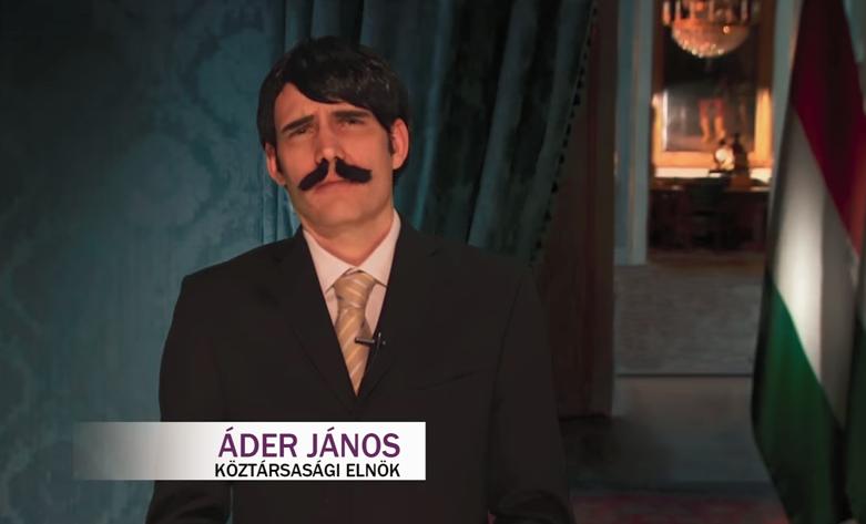 Idő előtt kiszivárgott Áder újévi beszéde +videó