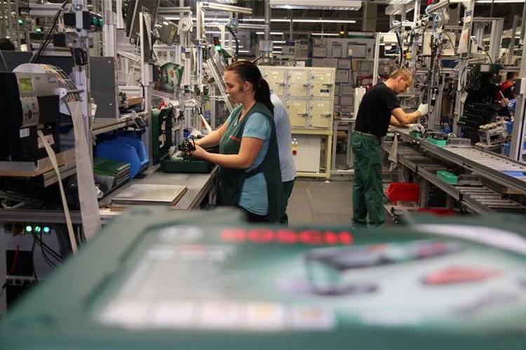 Leáll a miskolci Bosch-gyár