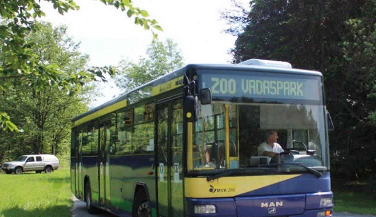Busszal is látogathatjuk a miskolci állatokat