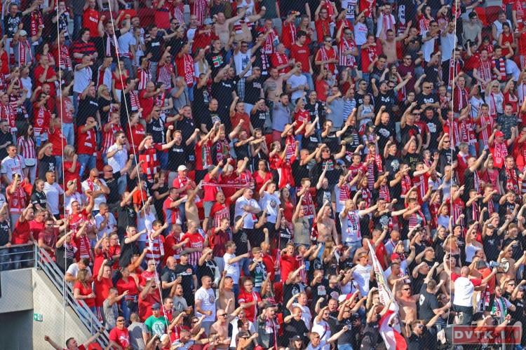 Jó drága lett a stadionavató Miskolcon