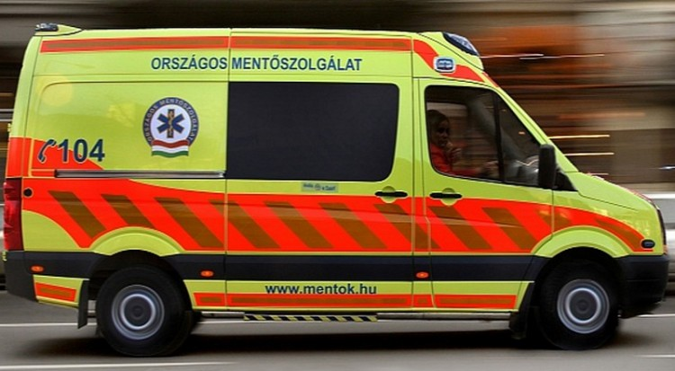 Hármas karambol Miskolcon
