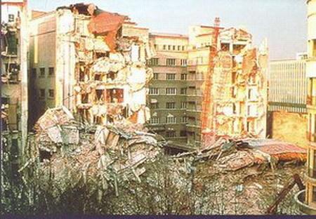 Földrengés rázta meg Romániát