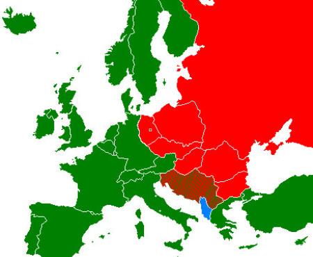 Hol van Kelet-Európa?