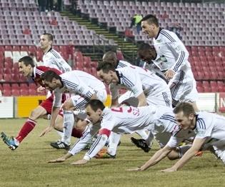 Csak azért is magyar foci!