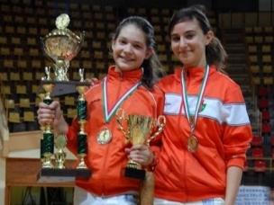 Debreceni lányok sikerei az Olimpicin