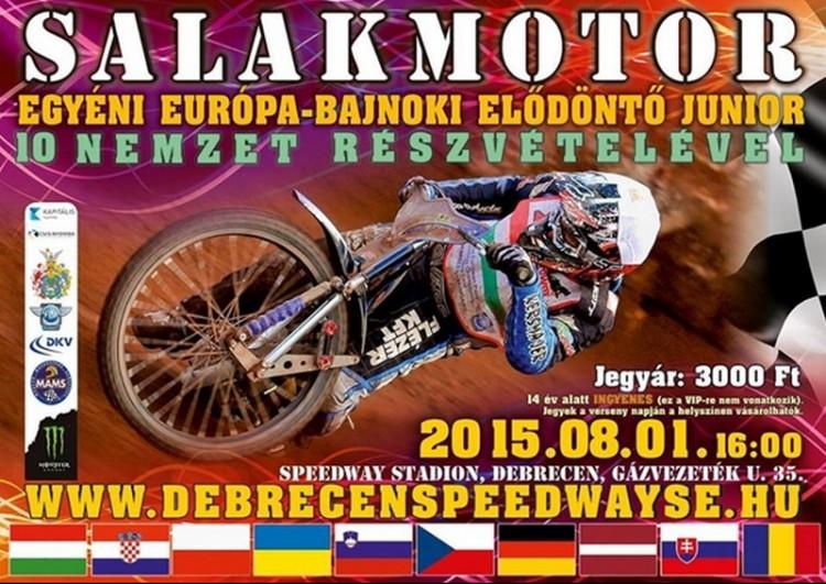 Újra kontinensviadal Debrecenben!