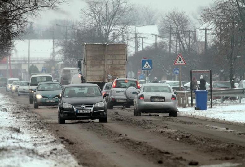 Nem áll jól a tél Debrecennek + Fotók!