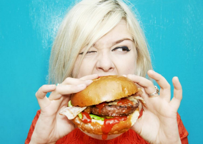Mindig csak két dolgot szerettem volna: enni és fogyni