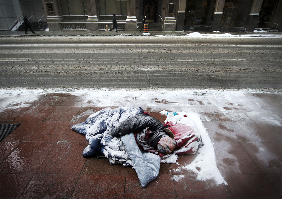Tizenhat éves fagyott halálra Magyarországon