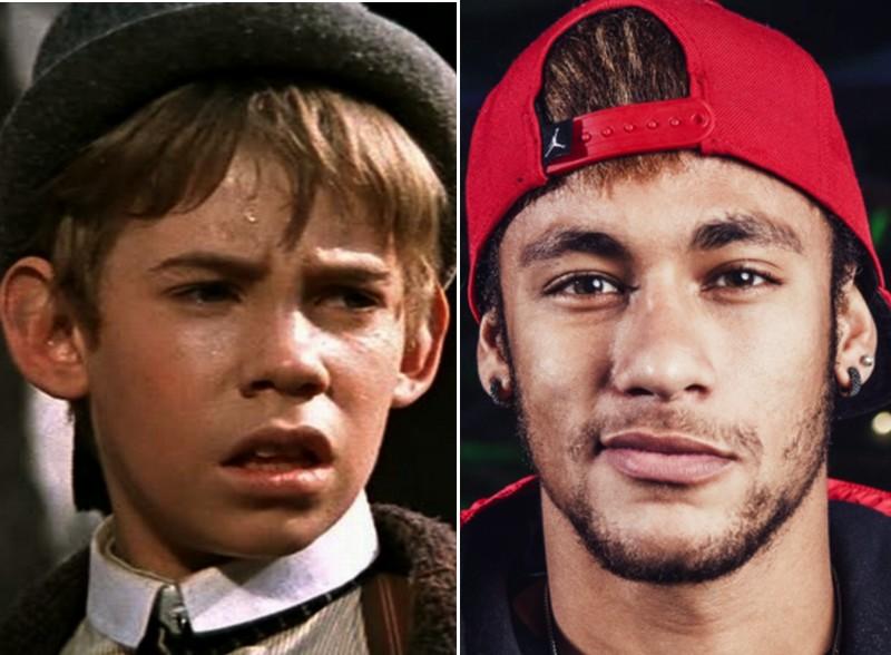 Nemecseket ma Neymarnak hívják. Nemecsek? Az ki? Neymar? Az ki?