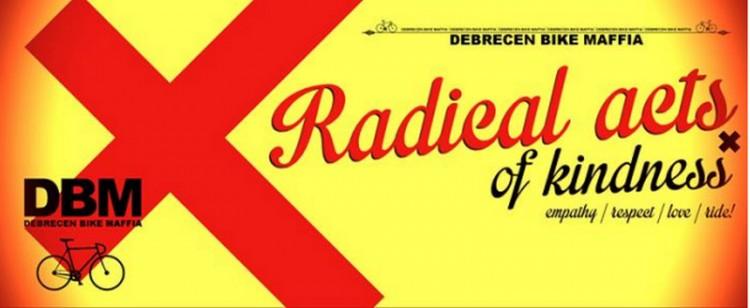 A Debrecen Bike Maffia radikális akcióra készül