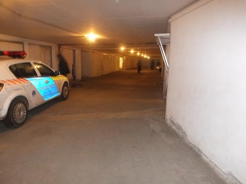 Tizennégy éves fiú fosztogatta a debreceni garázsokat