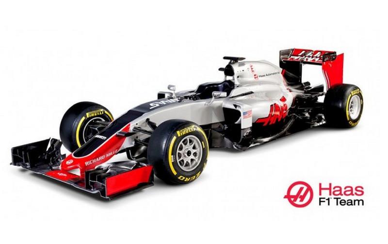 Itt az Első, az amerikai F1-es autó