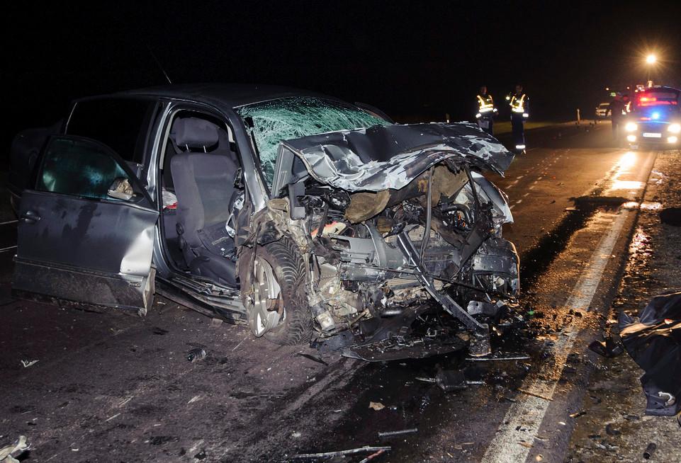Szörnyű baleset a 47-esen: három halott!
