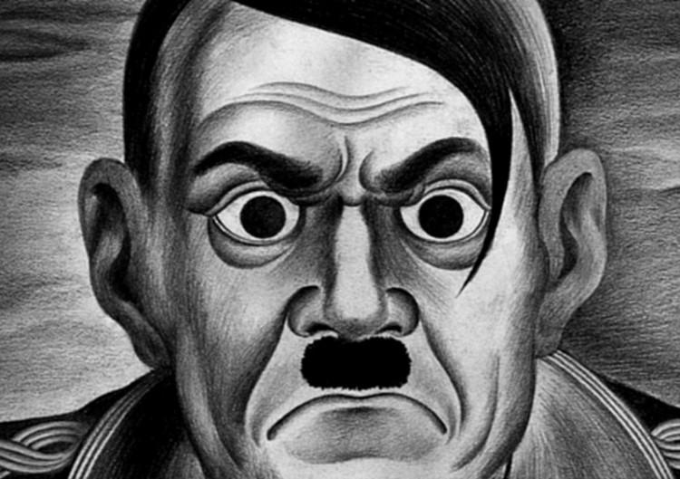 Hitler-bajuszt rajzolt Orbán Viktornak a debreceni DK-s