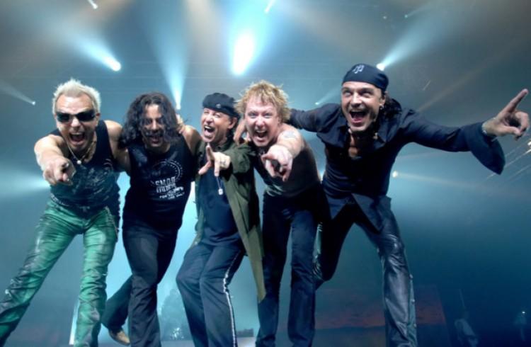 Világhírű rockbanda koncertezik Budapesten