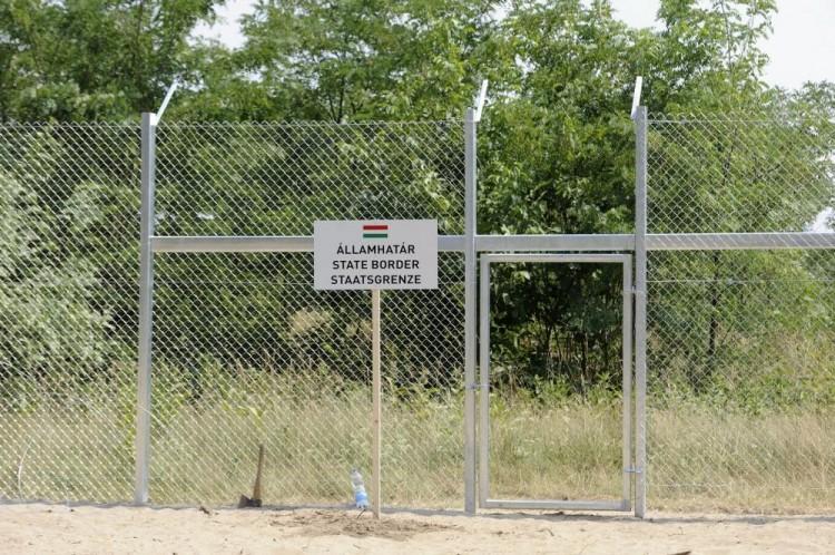 A magyar-román határon is kerítés épül