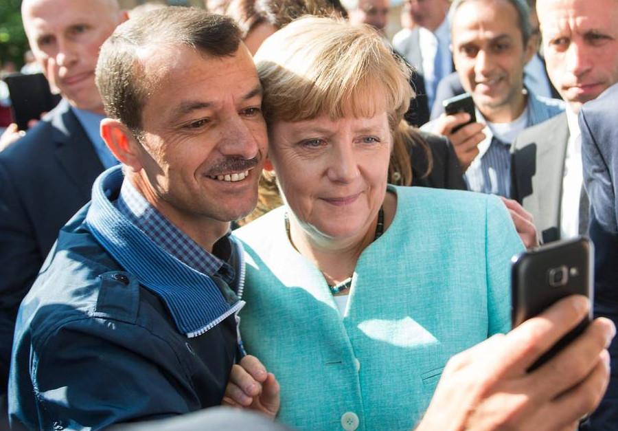 Megbüntették Merkelt a németek!