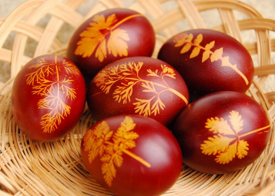 A tojás szerelmi ajándék (volt)