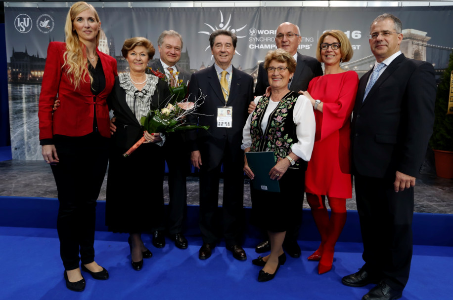 Kósa Lajosék magyar csillagoknak adtak életműdíjakat