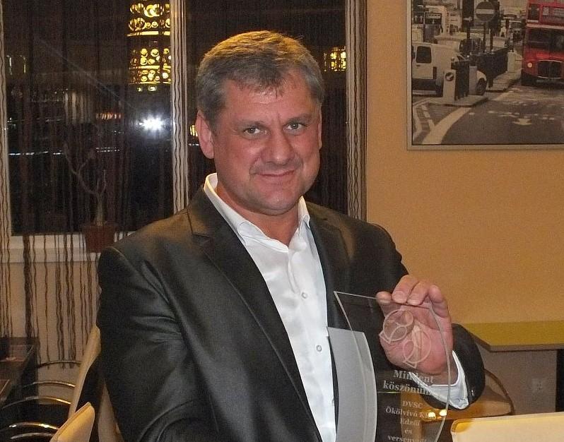 Debreceni 21-es: Szabó Sándor, Debrecen többszörös kitüntetettje