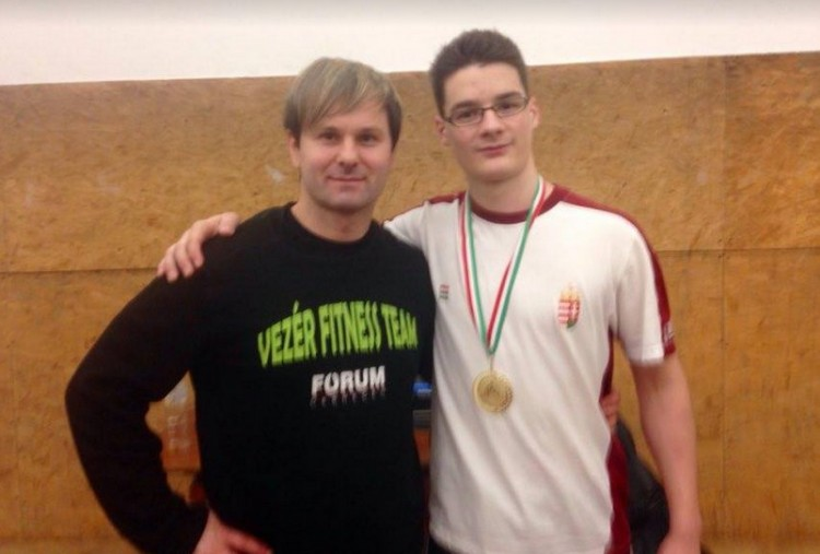 Debreceni a legerősebb junior férfi