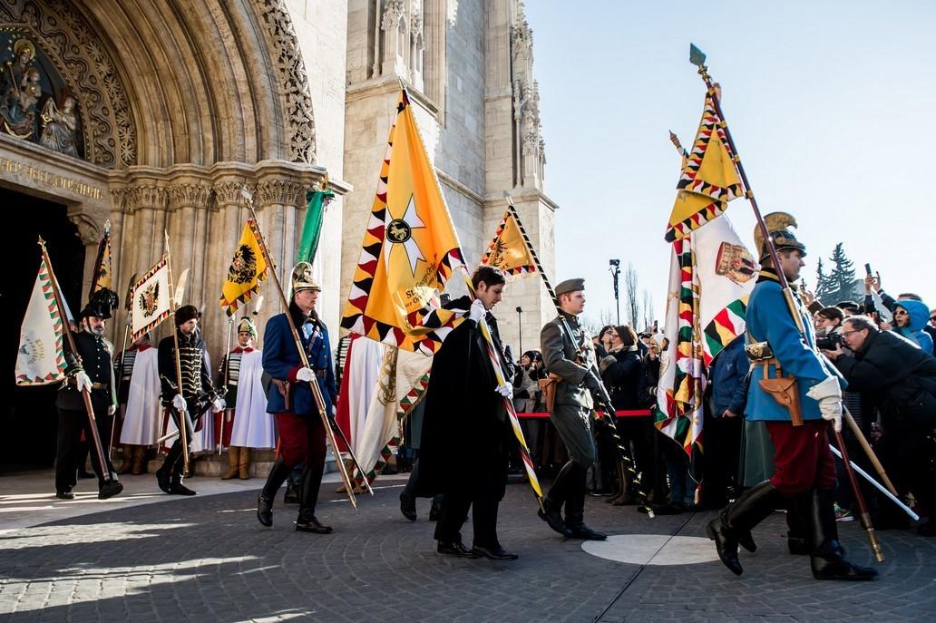 Száz éve tartották az utolsó koronázást Magyarországon
