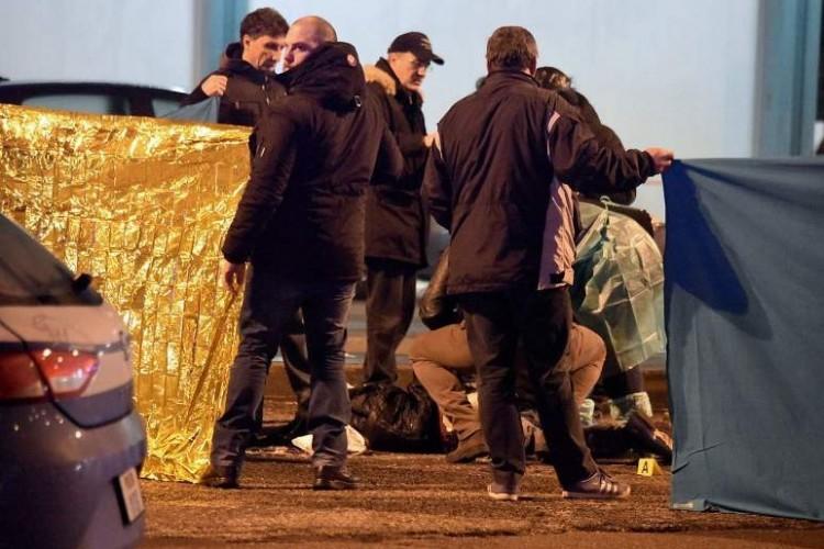 Olasz rendőrök filmbe illő akcióban végezték ki a terroristát