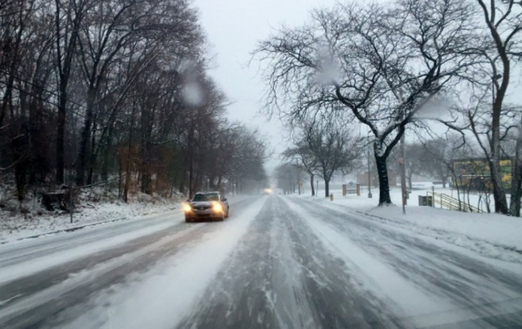 Ónos hétvége: jégpályává válhatnak az utak