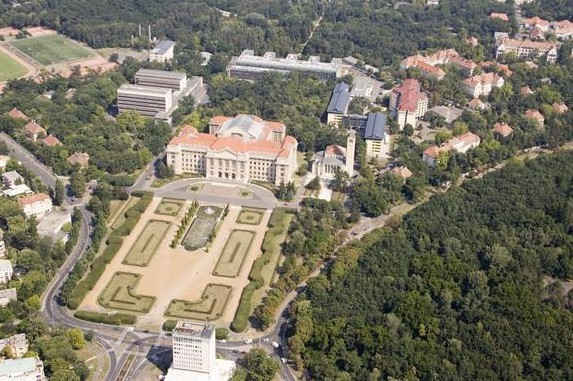 A Debreceni Egyetem majdnem a legzöldebb