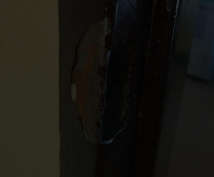 Feltörték a jobbikos képviselő irodáját