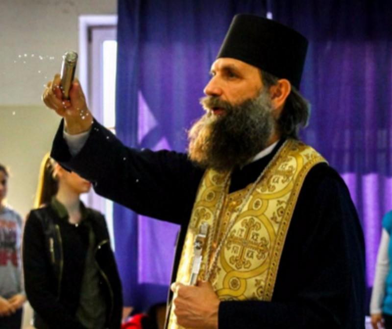A Tisza vizével szentelték meg a debreceni iskolát