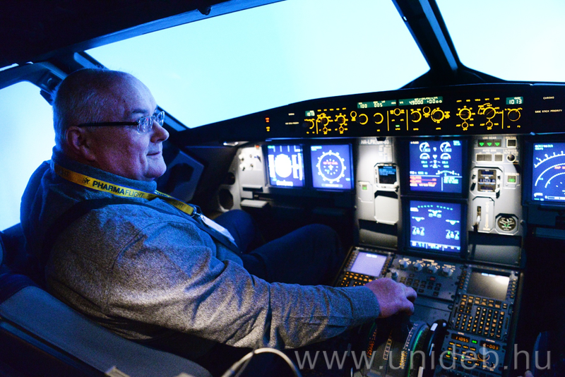 Már képezik Debrecenben a pilóták oktatóit
