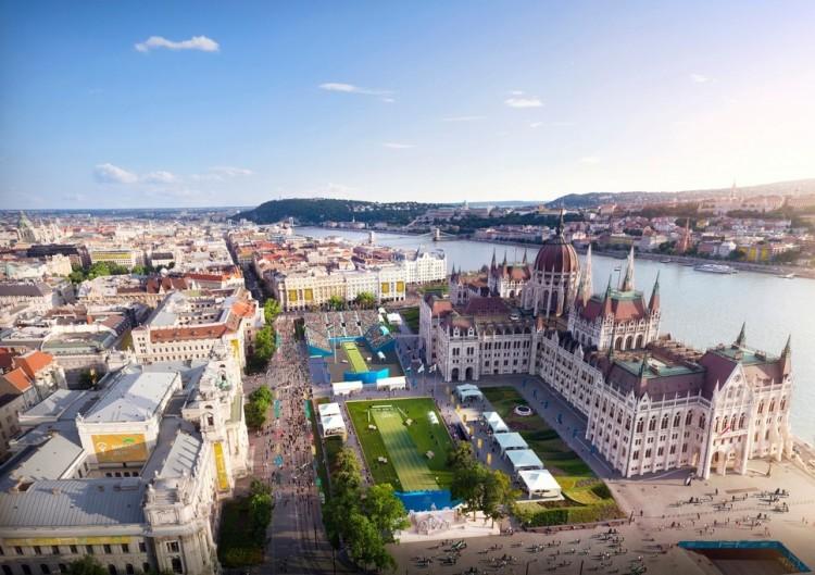 Pazarul áll Budapestnek az olimpia