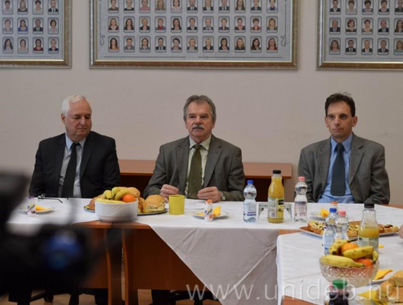 Fontos szakot indít Beregszászon a Debreceni Egyetem