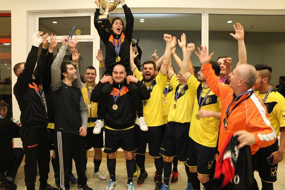 Országos bajnok a debreceni csapat!