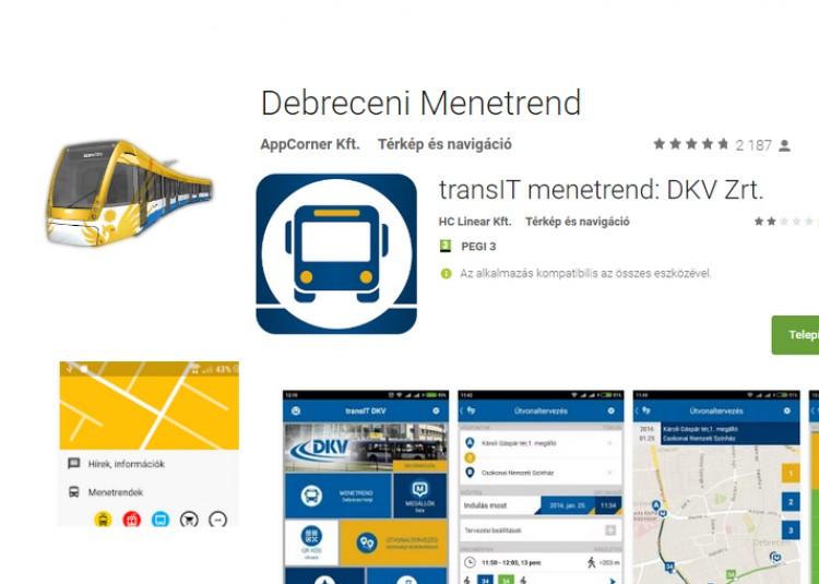App-háború Debrecenben