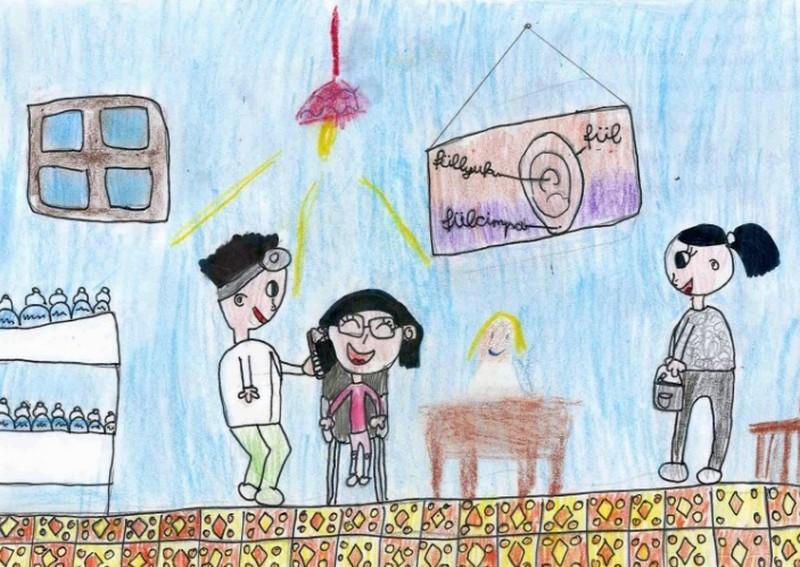 Így látják a hajdú-bihari gyerekek a doktorukat