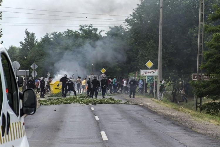 Lázadás a debreceni menekülttáborban: itt a jogerős ítélet!