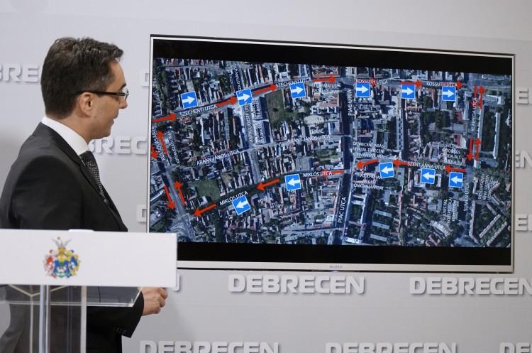 Íme, a nagy debreceni közlekedési átalakítósdi