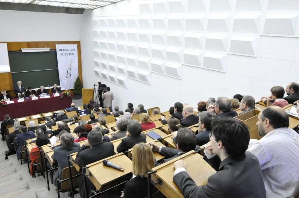 Debrecenben van a legtöbb külföldi