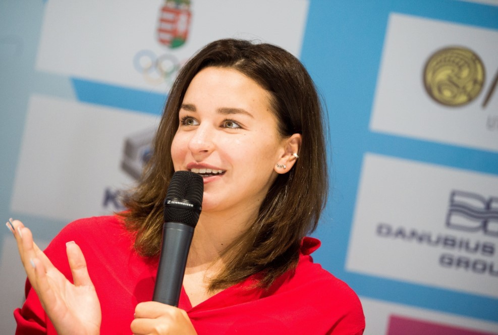 Egy 15 éves magyar zseni legyőzte Hosszú Katinkát