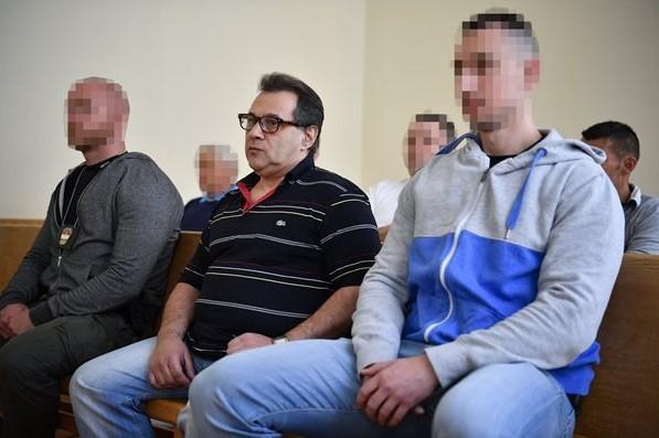 """A magyar maffia """"bankára"""" Debrecenben védekezik"""