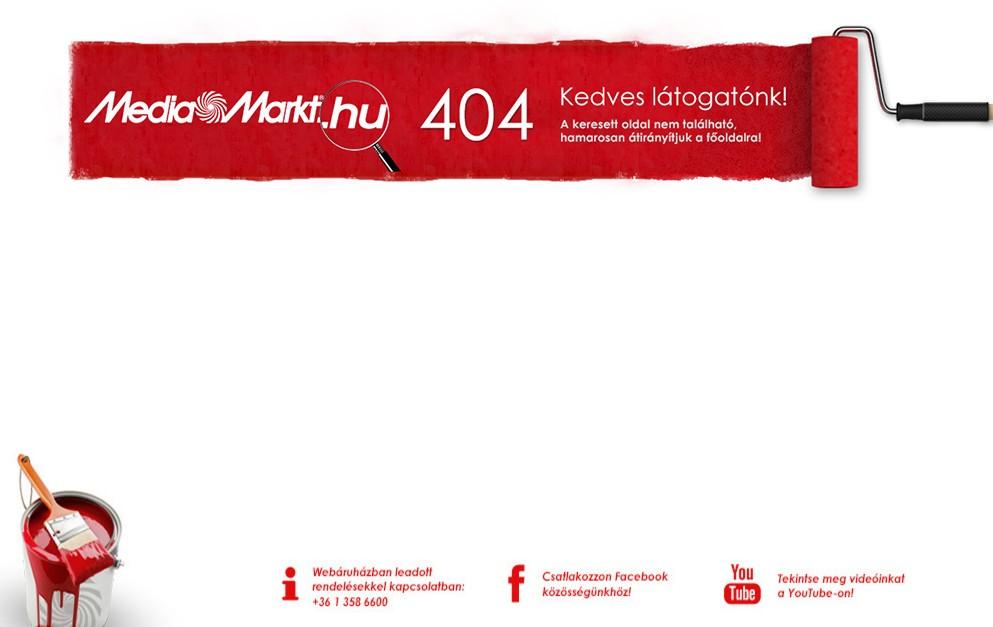 Lehalt a Media Markt oldala