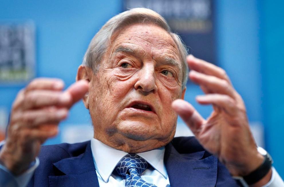 Soros György legnagyobb áldozata a baloldal - így a történész