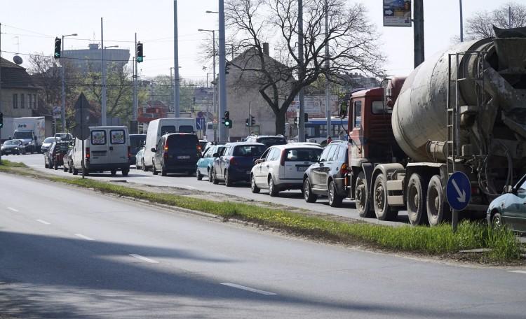 Közlekedési átalakítósdi: áprilisban kezdjük, izé..., májusban