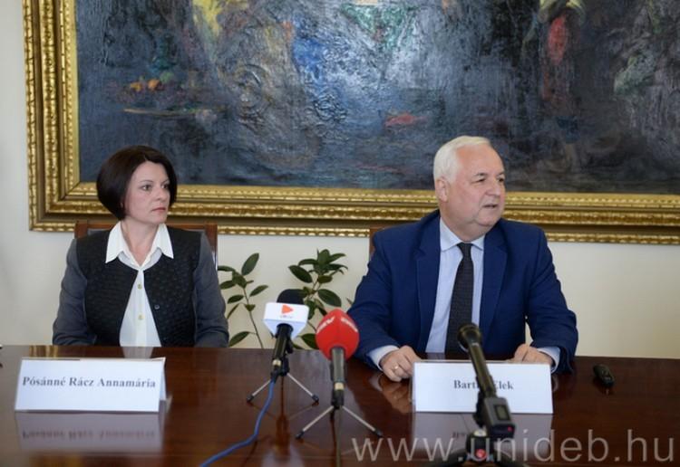 Megint hozta formáját a Debreceni Egyetem