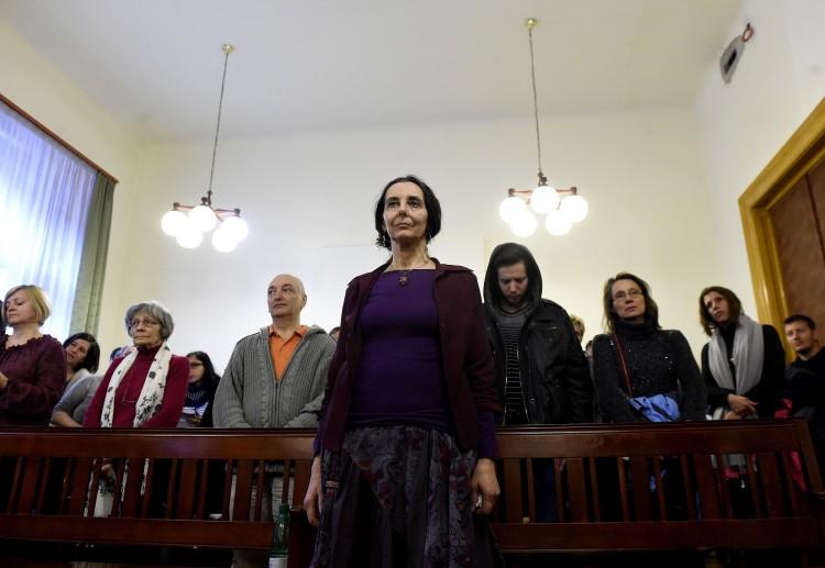 Megúszta Geréb Ágnes a börtönt